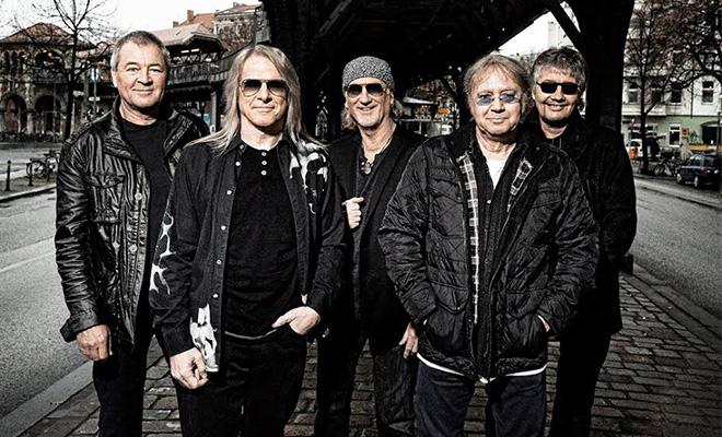 Koncert Deep Purple Zagreb