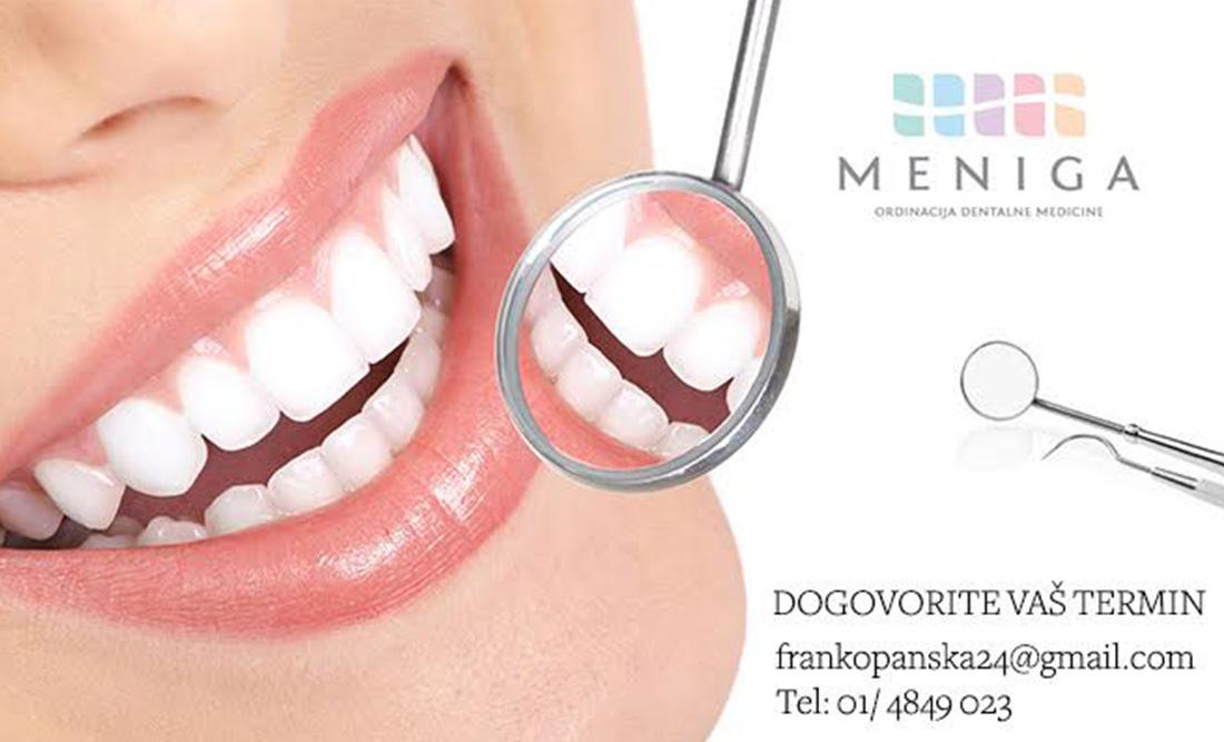 Meniga ordinacija dentalne medicine