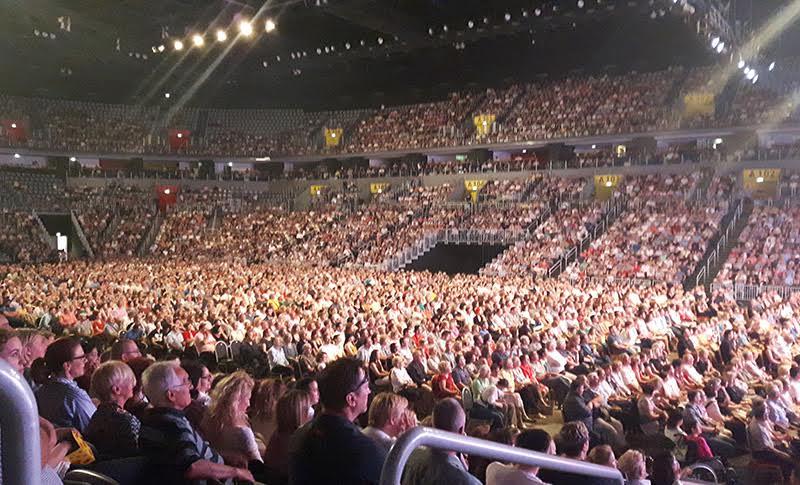 Andre Rieu Arena Zagreb