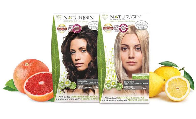 Naturigin boje za kosu