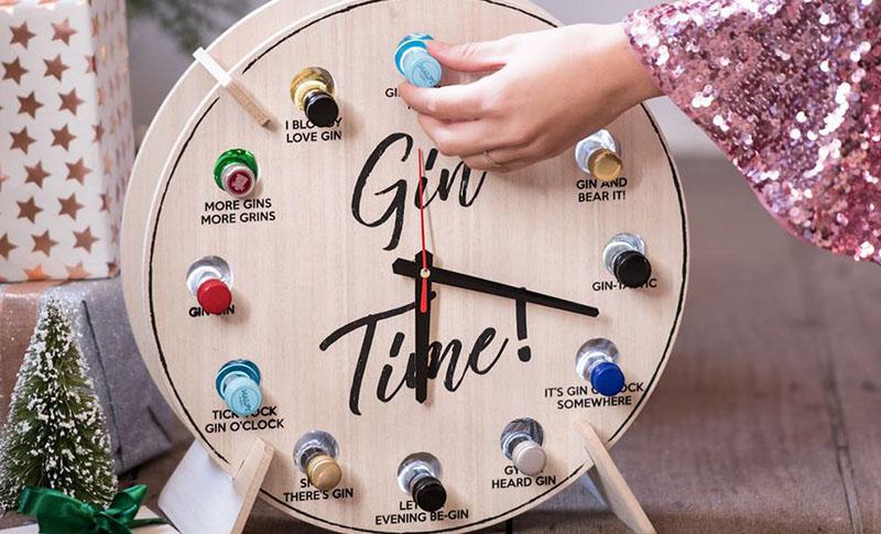 Gin adventski kalendari