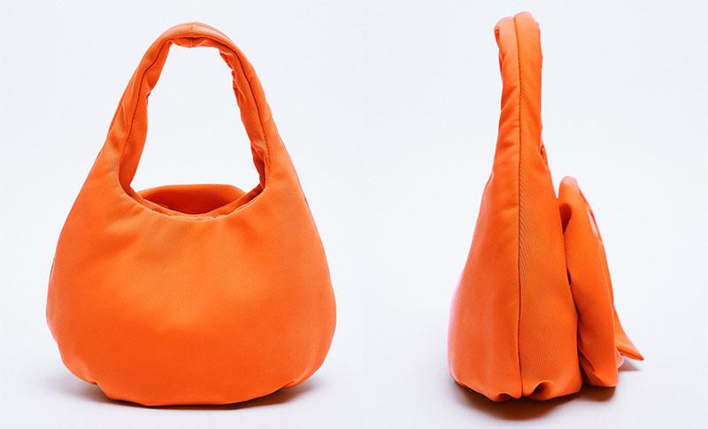 torbica narančaste boje