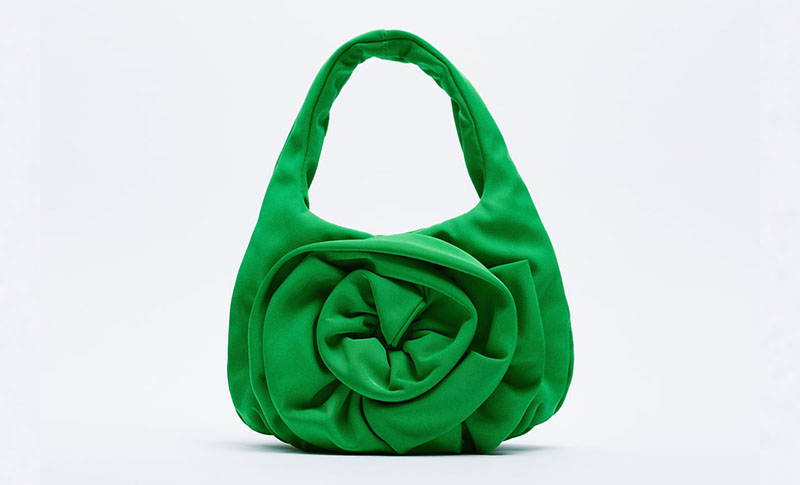 torbice zelena boja